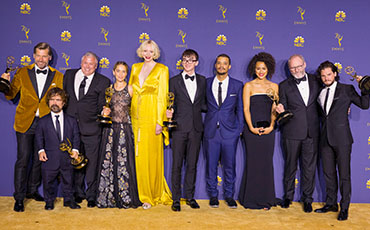Top Cast & Crew of HBO's Game of Thrones