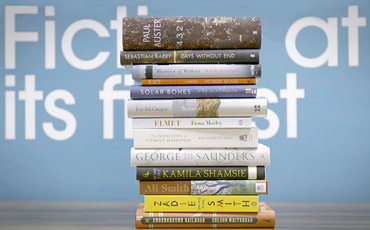 Man Booker Longlist 2017