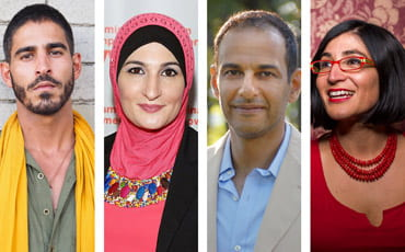Leading Speakers for Arab American Heritage Events