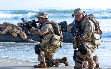 Navy Seals Who Address Global Audiences as Motivational Leadership Speakers