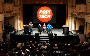 Prominent Industry Experts at PopTech: Instigate