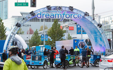 Software Gurus at Salesforce Dreamforce 2017