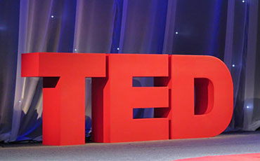 Innovative Speakers and Presenters at TED 2018