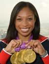 Booking Info for Allyson Felix