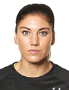 Booking Info for Hope Solo