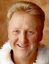 Booking Info for Larry Bird