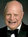 Booking Info for Don Rickles