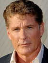 Booking Info for David Hasselhoff