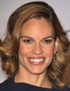 Booking Info for Hilary Swank