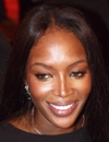 Booking Info for Naomi Campbell