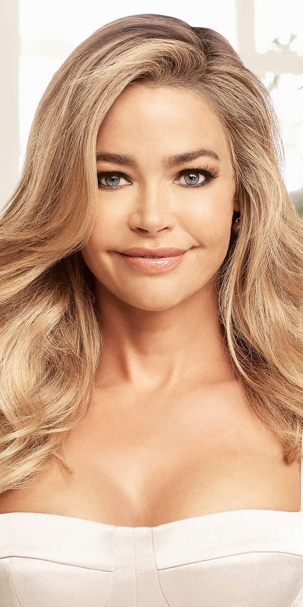 Booking Info for Denise Richards