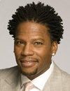 Booking Info for D.L. Hughley