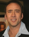 Booking Info for Nicolas Cage