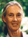 Booking Info for Dr. Jane Goodall