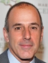 Booking Info for Matt Lauer