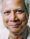 Booking Info for Muhammad Yunus