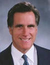Booking Info for Mitt Romney