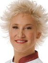 Booking Info for Anne Burrell