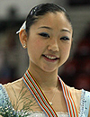 Booking Info for Mirai Nagasu