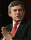 Booking Info for Gordon Brown
