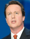 Booking Info for David Cameron