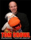 Booking Info for Tom Crowl