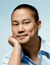 Booking Info for Tony Hsieh