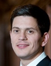 Booking Info for David Miliband