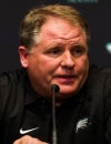 Booking Info for Chip Kelly