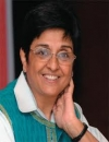 Booking Info for Kiran Bedi