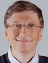 Booking Info for Bill Gates