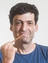 Booking Info for Dan Ariely