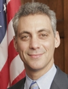 Booking Info for Rahm Emanuel