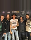 Booking Info for Guns n roses