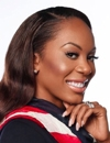 Booking Info for Sanya Richards-Ross