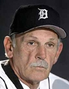 Booking Info for Jim Leyland