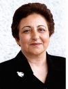 Booking Info for Shirin Ebadi