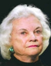 Booking Info for Sandra Day O'Connor