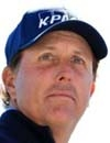 Booking Info for Phil Mickelson