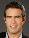 Booking Info for Andy Cohen