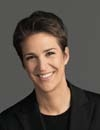 Booking Info for Rachel Maddow