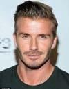 Booking Info for David Beckham