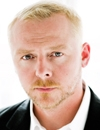 Booking Info for Simon Pegg