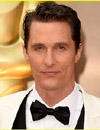 Booking Info for Matthew McConaughey