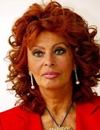 Booking Info for Sophia Loren