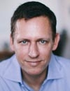 Booking Info for Peter Thiel