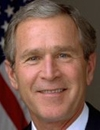 Booking Info for George W. Bush
