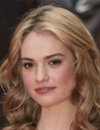Booking Info for Lily James