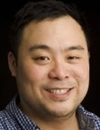 Booking Info for David Chang