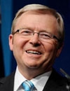 Booking Info for Kevin Rudd
